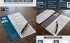 Graphic Designer - Resume Template Big Screenshot