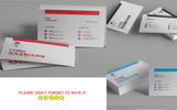Chris Harrison Corporate Business Card - Corporate Identity Template