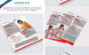Business Companies Corporate Flyer Corporate Identity Template Big Screenshot