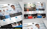 Corporate Business Flyer - Corporate Identity Template