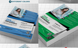 Business Company Flyer - Corporate Identity Template