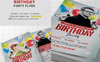 Birthday Party Flyer Corporate Identity Template Big Screenshot
