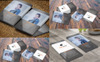 Jhone Deo Corporate Business and Visiting Card Corporate Identity Template Big Screenshot