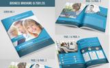 Multipurpose Corporate Brochure Design PSD Corporate Identity Template