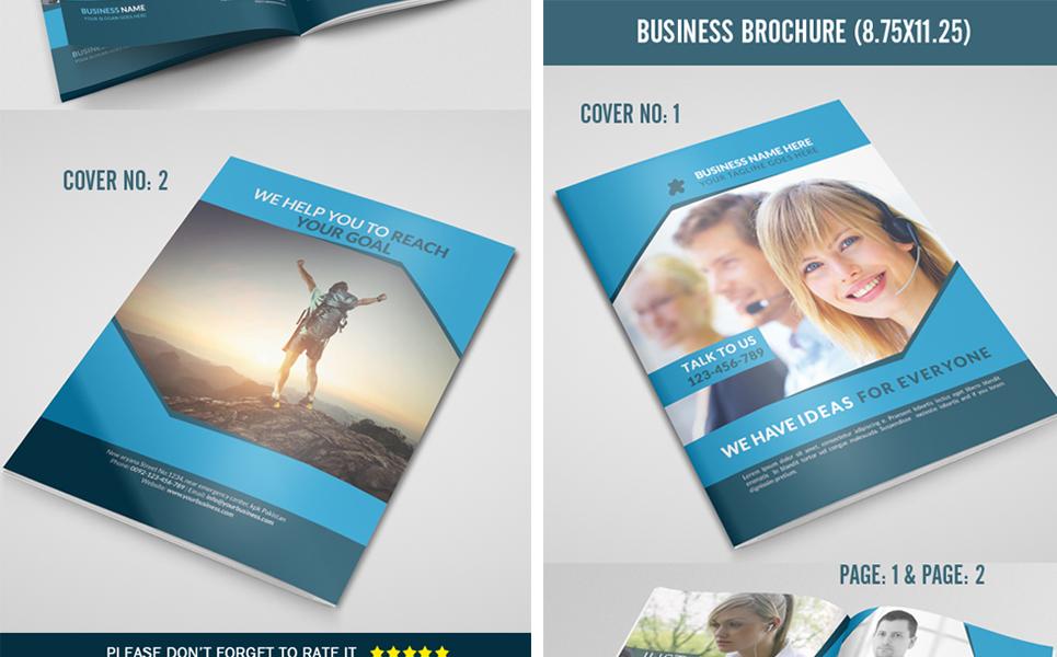 Multipurpose Corporate Brochure Design Psd Corporate Identity