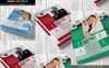 Business Solutions Flyer PSD Corporate Identity Template Big Screenshot