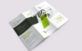 Trifold Brochure Corporate Identity Template