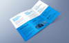 Trifold Brochure Corporate Identity Template Big Screenshot
