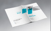 Minimal Project Proposal Corporate Identity Template Big Screenshot