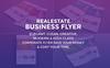 RealEstate Flyer Corporate Identity Template Big Screenshot