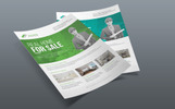 RealEstate Flyer Corporate Identity Template