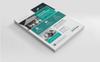 Construction Minimal Flyer Corporate Identity Template Big Screenshot