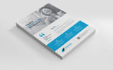 Minimal Flyer - Corporate Identity Template
