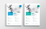 Simple Creative Flyer Corporate Identity Template