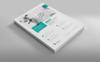 Simple Creative Flyer Corporate Identity Template Big Screenshot