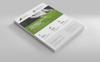 Simple Creative Flyer - Corporate Identity Template Big Screenshot