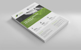 Simple Creative Flyer - Corporate Identity Template