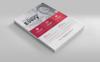 Every Business Minimal Flyer Corporate Identity Template Big Screenshot