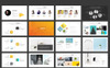 Point Creative Presentation PowerPoint Template Big Screenshot