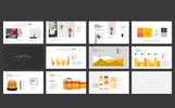 Point Creative Presentation PowerPoint Template