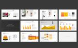 """PowerPoint Vorlage namens """"Point Creative Presentation"""""""