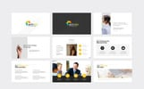 Szablon PowerPoint Activbiz Minimal #81043