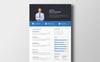 Alex Macintosh Professional Resume Template Big Screenshot