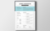 Anderson Resume Template Big Screenshot
