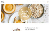 Cukape - Restaurant Cakes and Coffee Shop Website Template