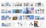 """PowerPoint Vorlage namens """"Pitch Deck Solution Presentation"""""""