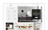 "OpenCart шаблон ""Minva - The Furniture Shop"""