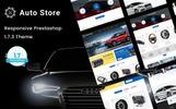 AutoStore PrestaShop Theme