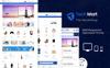 """Responzivní OpenCart šablona """"TechMart - The Shopping Mall"""" Velký screenshot"""