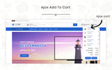 """TechMart - The Shopping Mall"" Responsive OpenCart Template"