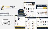"OpenCart шаблон ""Tresmart - The Shopping Mall"""