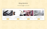 "Template OpenCart Responsive #76657 ""Tresmart - The Shopping Mall"""
