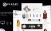 Hexamall - The Shopping Mall OpenCart Template Big Screenshot