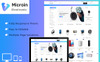 Microin - The Shopping Mall OpenCart Template Big Screenshot