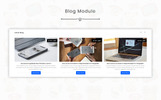 Microin - The Shopping Mall OpenCart Template