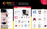 "Responzivní OpenCart šablona ""Splenid - The Shopping Mall"""