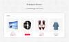 "Responzivní OpenCart šablona ""Splenid - The Shopping Mall"" Velký screenshot"