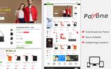 """Payone -"" thème PrestaShop Bootstrap"
