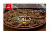 "Tema PrestaShop Responsive #82509 ""Pizza -"""