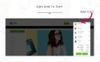 """Responzivní OpenCart šablona """"Cazy - The Shopping Mall"""" Velký screenshot"""