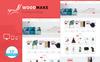 Woodmake PrestaShop Theme Big Screenshot