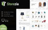 Storezia The Furniture Store OpenCart Template Big Screenshot