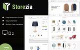 Storezia The Furniture Store OpenCart Template