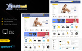 Multimall Fashion OpenCart Template
