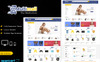 Multimall Fashion OpenCart Template Big Screenshot
