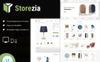 Storezia PrestaShop Theme Big Screenshot